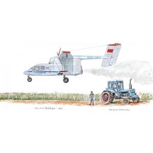 PZL M-15 Belphegor - Jean Bellis